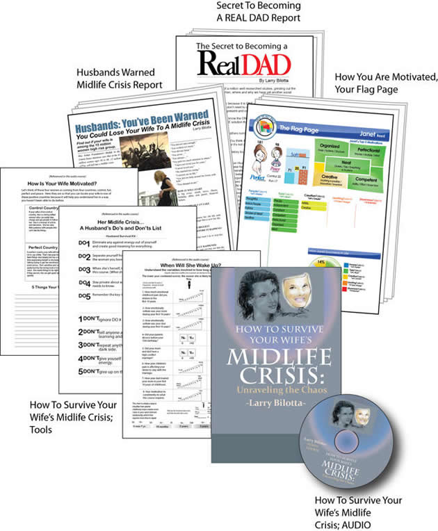 Wife in Midlife Crisis? How to Survive Your Wife's Midlife Crisis